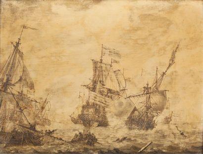 Cornelis Pieterse MOOIJ (vers 1635-45/ 1693)
