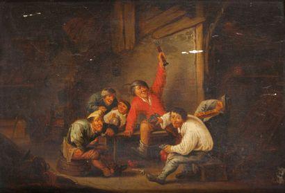 École flamande vers 1700, suiveur d'Anthonie Victoryns