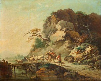 Jacques BERTAUX (c.1745-c.1818)