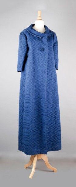 Anonyme haute couture circa 1965/1970