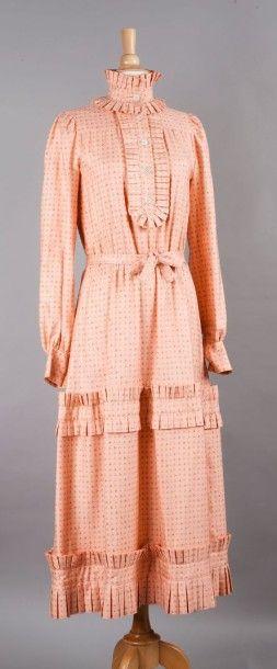 LANVIN haute-couture n° illisible circa 1968/1970