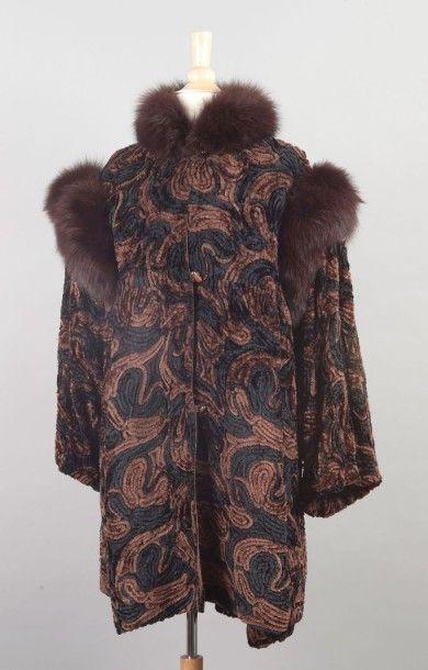 Emanuel UNGARO couture circa 1978