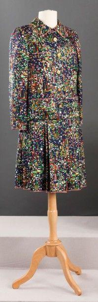 CHANEL Haute Couture N°46917  circa 1970