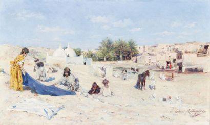 Marie LUCAS-ROBIQUET (1858-1959)