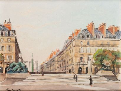 François SALVAT (1892-1976)