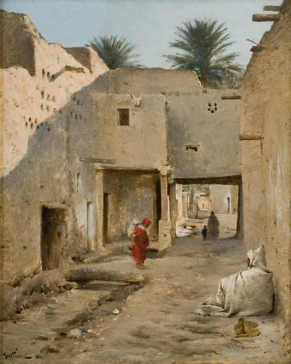 Gustave PINEL (1842-1896)