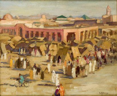 Jean BALDOUI (1890-1955)