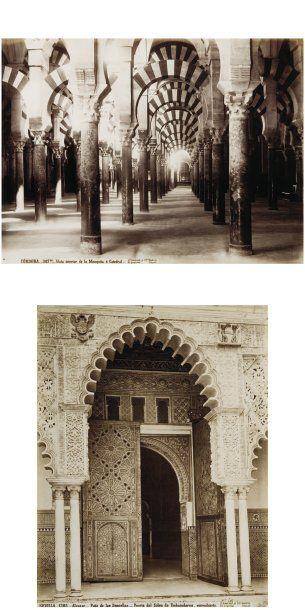 Espagne, c. 1870.