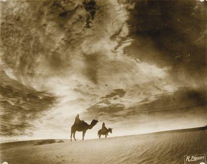 R. Prouho Algérie c. 1910.