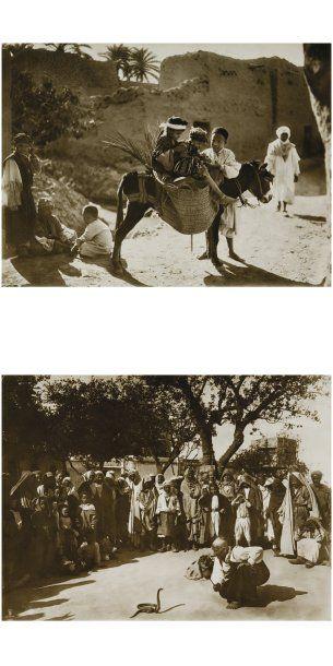 Rudolf Franz Lehnert (1878-1948) et Ernest Heinrich Landrock (1878-1966)