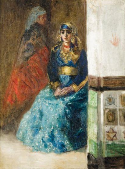 Alexandre LUNOIS (1863-1916)