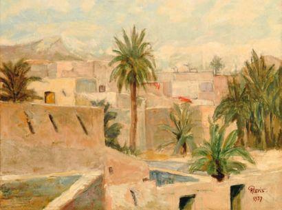 Marguerite PARIS-RAYNAUD (XIXème - XXème siècle)
