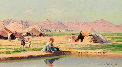 Jules BLANCPAIN (1860-1914)