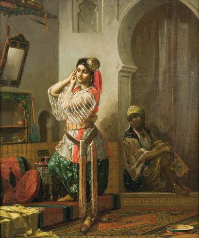 Jan Baptist HUYSMANS (1826-1906)