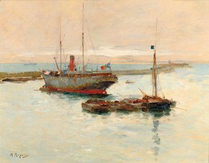 Marius REYNAUD (1860-1935)