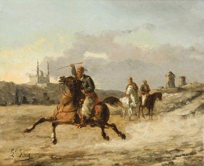 Lieutenant LONG (XIXème siècle)