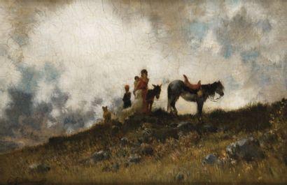 Gustave GUILLAUMET (1840-1887)