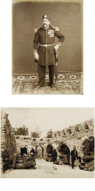 Egypte et Tunisie, c. 1880.