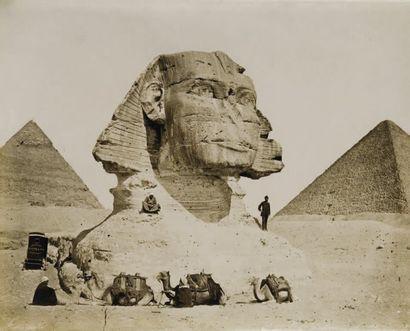 Egypte, c.1870.