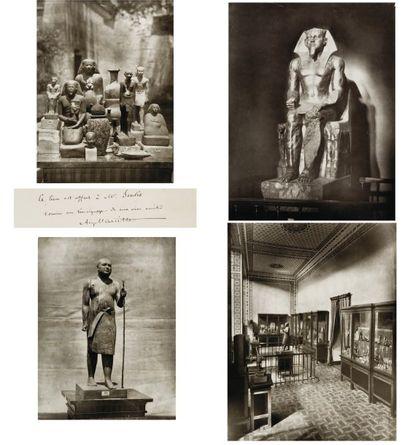Album du Musée de Boulaq photographié par...