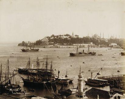 Sebah & Joaillier Turquie, c. 1870-1880.