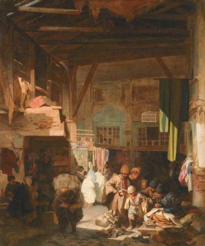 Attribué à Pawel Andreievich FEDOTOV (1815-1852)