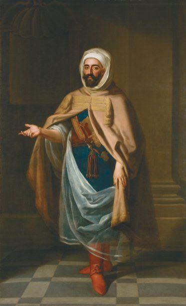 Enoch SEEMAN (1694-1744)