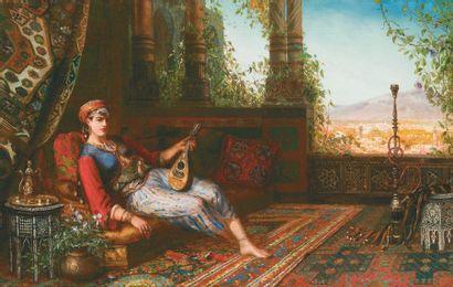 Pierre TETAR VAN ELVEN (1828/31-1908)