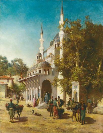 Fabius BREST (1823-1900)