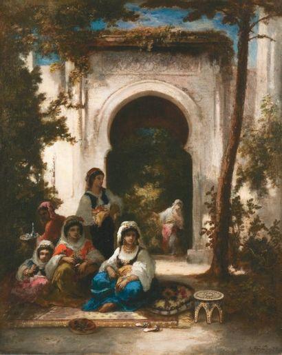 Pierre Narcisse DIAZ DE LA PENA (1807-1876)
