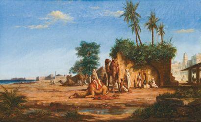 Henri DURAND BRAGER (1814-1879)