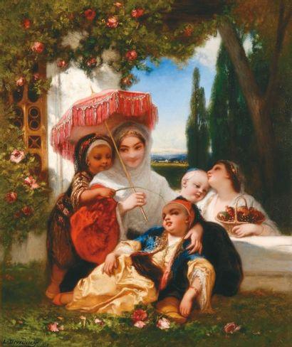 Louis DEVEDEUX (1820-1874)