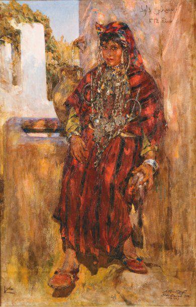 Alexandre ROUBZTOFF (1884-1949)