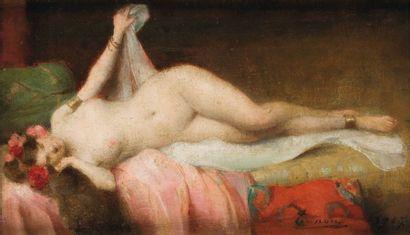 Adrien-Henri TANOUX (1865-1923)