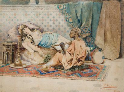 Gian Carlo POLIDORI (XIX-XXème siècle)