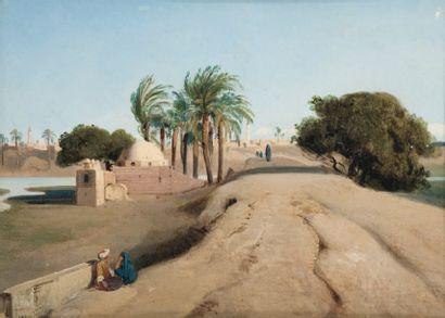 Attribué à David ROBERTS (1796-1864)