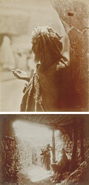 Alexandre Bougault (1851-1911) Afrique du Nord, c. 1900.