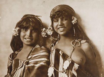 Rudolf Franz Lehnert (1878-1948) et Ernest Heinrich Landrock (1878-1966) Afrique...