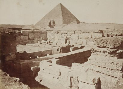 Moyen Orient, c. 1880.