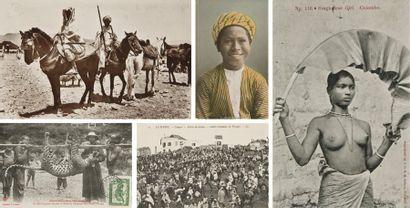 Cartes postales orientalistes, c. 1900-1920....
