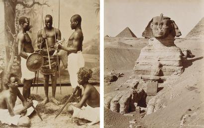 Egypte, c. 1870.