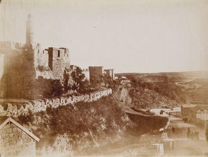 Jérusalem, c. 1880.