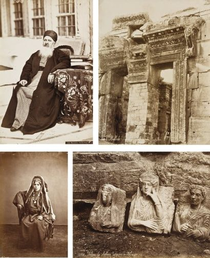 Liban. Syrie. c. 1870.