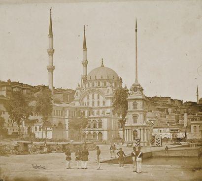 James Robertson (1813-1888) Constantinople, 1853.