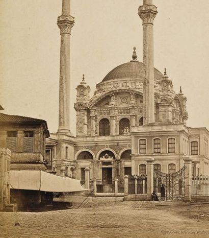 James Robertson (1813-1888) & Felice Beato (1833-1907) Constantinople, c. 1856.