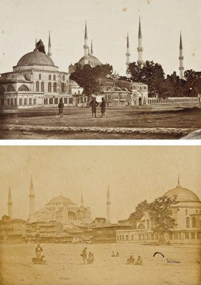 James Robertson (1813-1888) Constantinople, c. 1855.