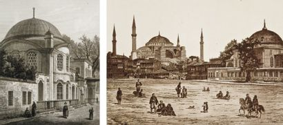 D'après James Robertson (1813-1888) Constantinople.