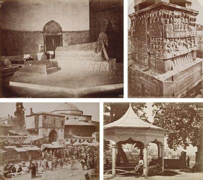 Guillaume Gustave Berggren (1835-1920) Turquie, c. 1870.