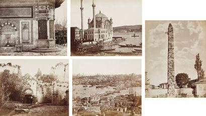 Pascal Sébah (1823-1886) Turquie, c. 1870.