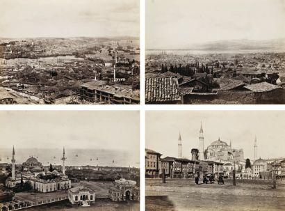 Frank Masson Good (1839-1928) Constantinople, c. 1870.